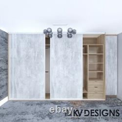 FITTED SLIDING WARDROBE DOOR Bespoke Design / made to measure furniture 1 door