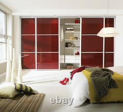 Luxury Sliding Bedroom Mirror Doors Tailor Made to your measurements