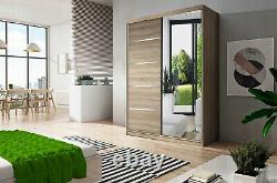 Modern Sliding Door Wardrobe Neomi05120cm