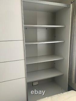 Sliding Door wardrobe 221 cm