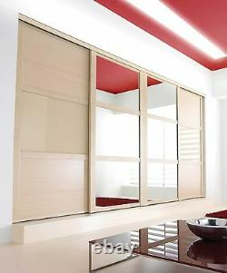 Sliding Mirror Wardrobe Doors Made to your measurements and your design