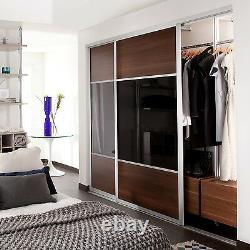 Sliding Mirror Wardrobe Doors for Bedrooms Bespoke, Made to your measurements