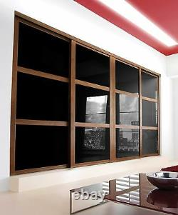 Sliding Wardrobe Doors Custom Made to Measure & High Quality mirrors or glass