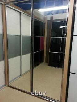 Sliding Wordrobe Mirror Doors Made To Measure