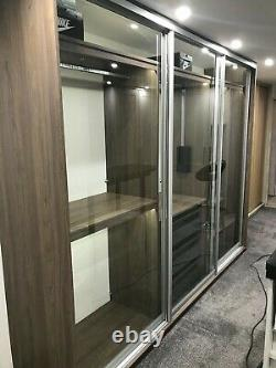 Sliding wardrobe doors made to measure nationwide delivery