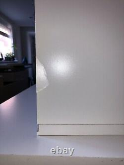 Triple IKEA PAX Wardrobe With Sliding Doors And Mirrored Hinged Door